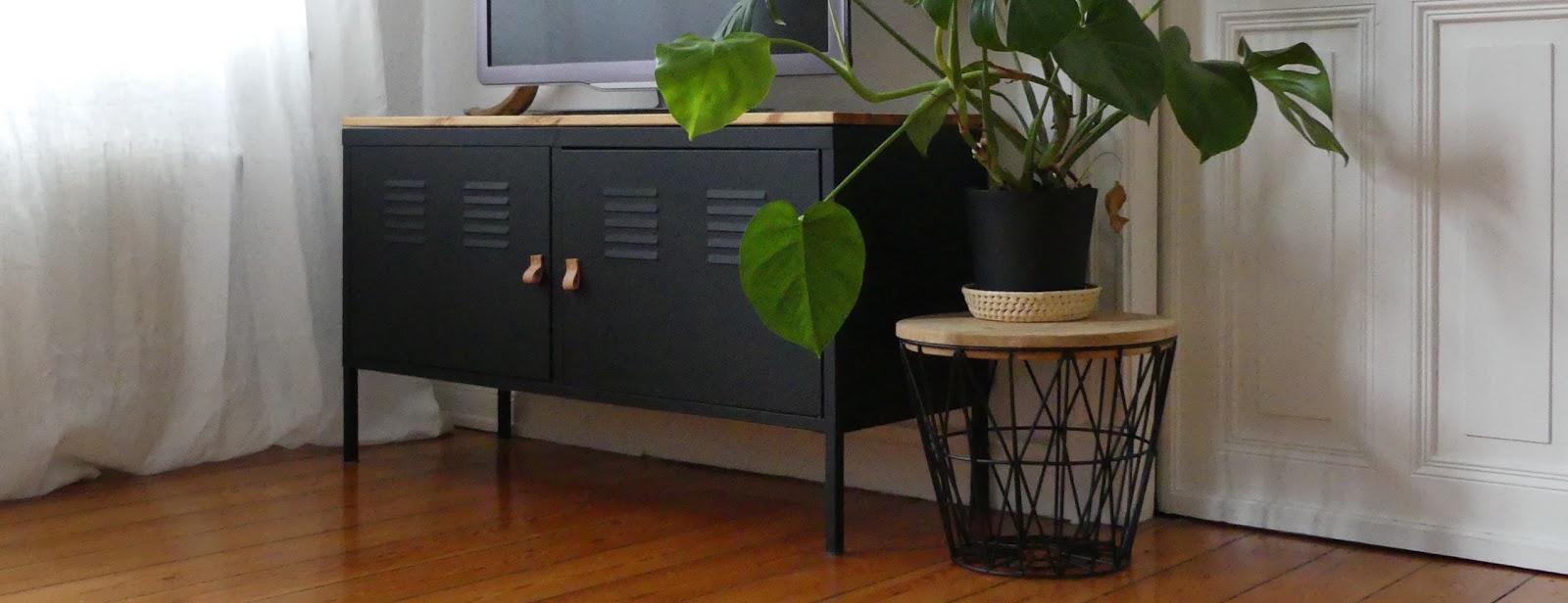 Ikea Hack Aus Klapprigem Ps Schrank Wird Edle Tv Konsole